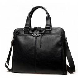 Мужская кожаная сумка, бизнес модель