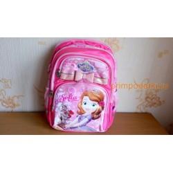 Ортопедический школьный рюкзак София для девочки